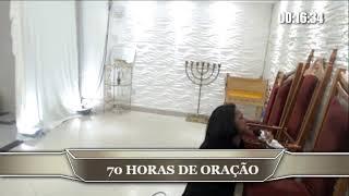 70 Horas De OraÇÃo