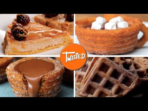 8 Recipes For Churro Lovers | Twisted