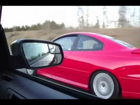 2006 6.0 GTO vs 2011 5.0 mustang GT