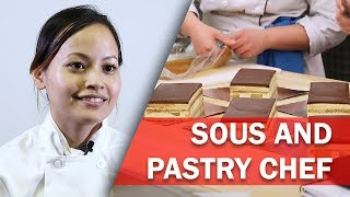 Job Talks - Sous and Pastry Chef