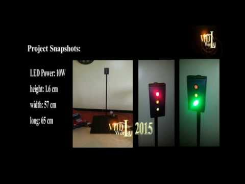UK Traffic Light Sequence Controller FPGA Project Phase 1