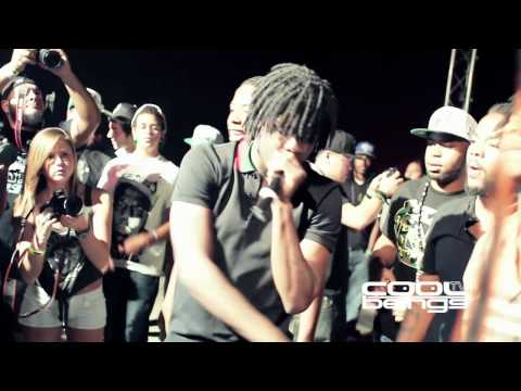 CoolBeings TV  Chief Keef Performs I Dont Like  Crowd Turns Up in Dallas