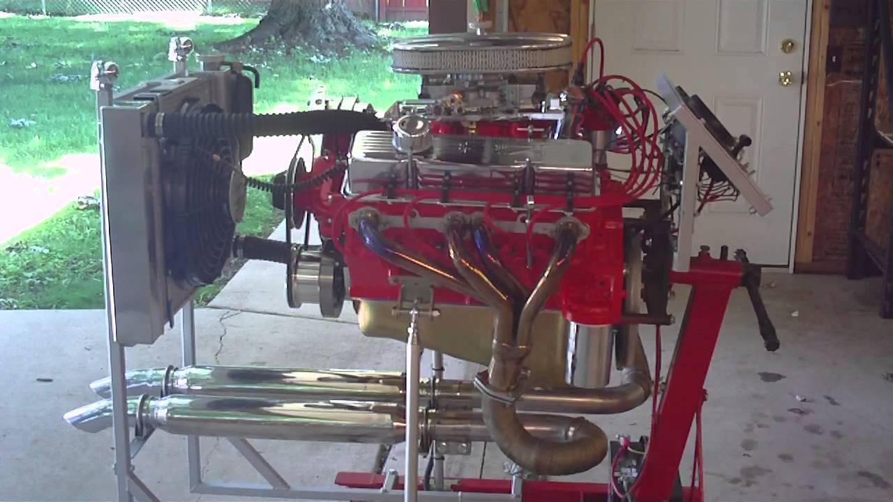 medium resolution of homemade engine run stand
