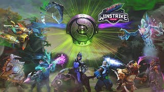 LIQUID VS MINESKI, VP VS NEWBEE, LIQUID VS WINSTRIKE THE INTERNATIONAL 2018
