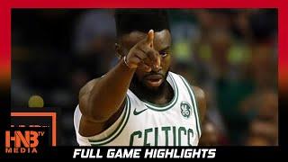 Boston Celtics vs Toronto Raptors 1st Half Highlights / Week 4 / 2017 NBA Season