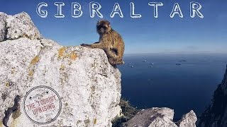 "Gibraltar- Things to do on ""The Rock"" (budget family travel tips)"