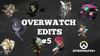 Overwatch Cool/Funny Vine Edits Compilation #5