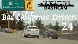 "Bad California Drivers 24   ""Great Job!  High Five!"""