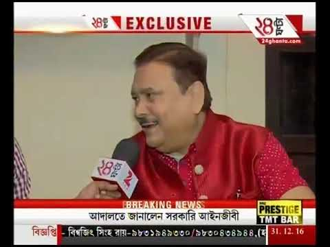Exclusive: An interview with Former TMC minister Madan Mitra