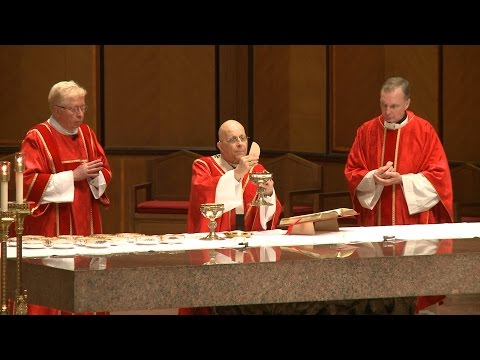"""FRANCIS CARDINAL GEORGE - """"YOU ARE MY LEGACY"""""""