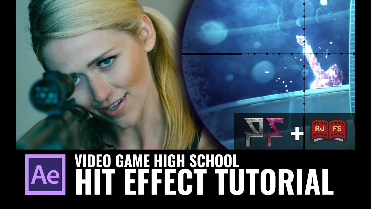 Download VGHS Hit Effect Tutorial – with PlayfightVFX!