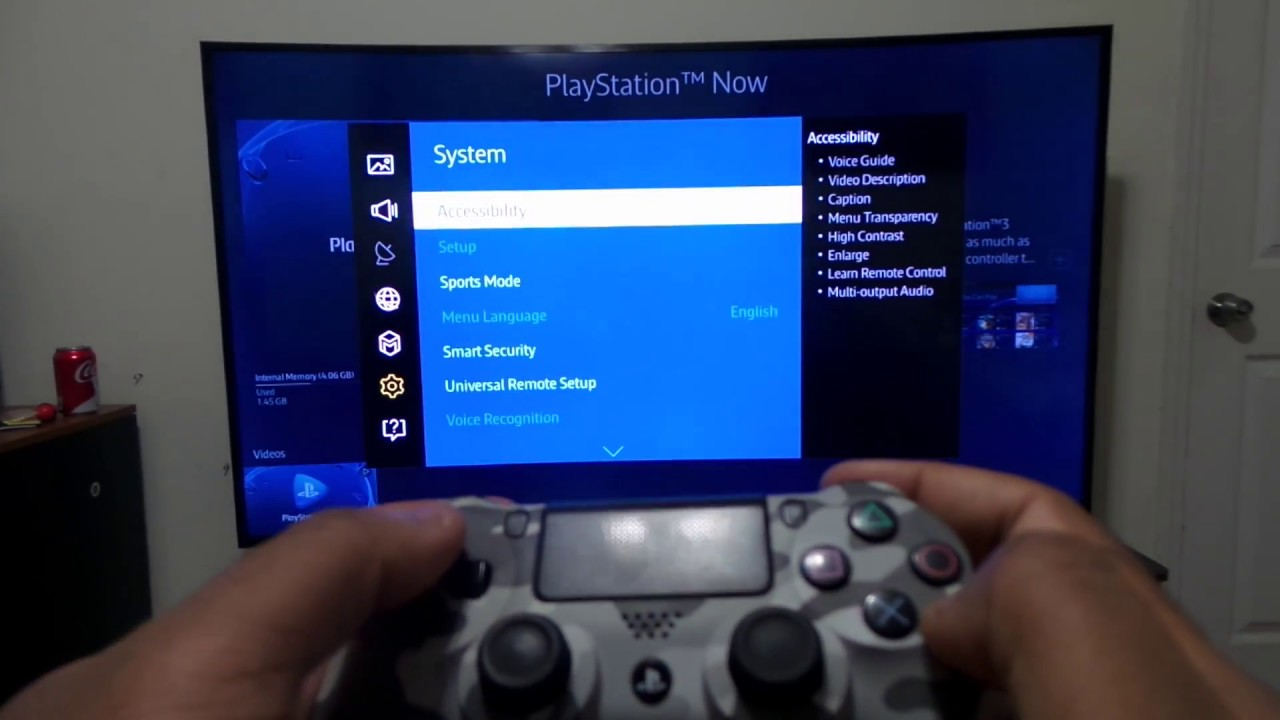 add ps4 controller to fire stick