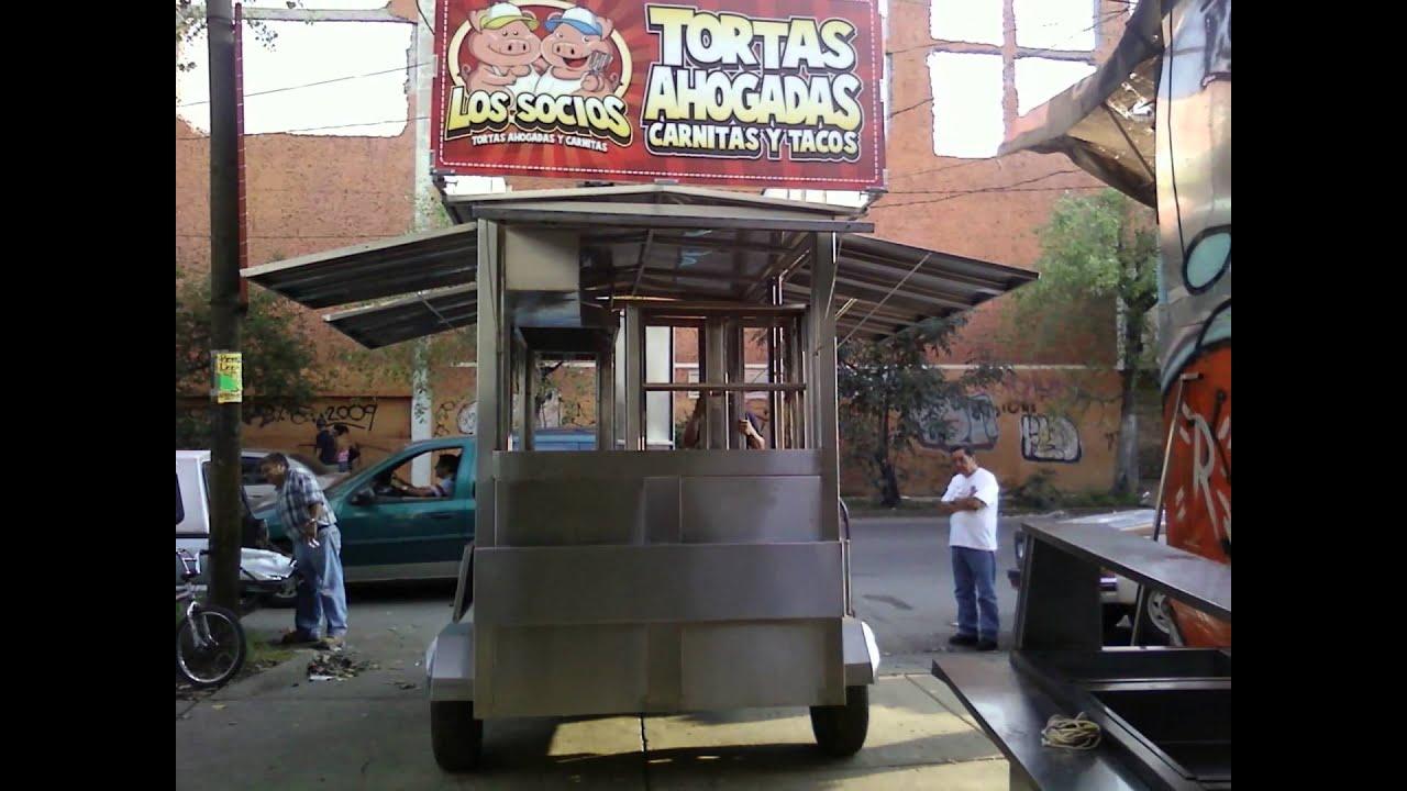 Venta De Carros >> Carritos de crepas a solo $6,325.00 pesos - YouTube