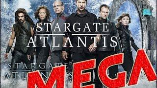 Descargar Stargate Atlantis(Español), Mega  Completa