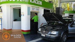 ¿Qué vehículos quedan exentos de la verificación? Adela Micha