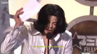 Michael Jackson & James Brown - BET Awards 2003 (Legendado)