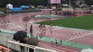 横浜市選手権2017男子110mH 泉谷駿介 13.93(+0.9)