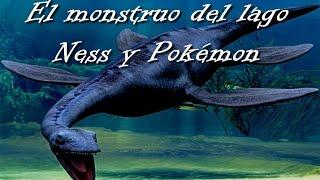 El monstruo del lago Ness y Pokémon
