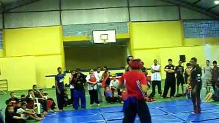 (denis vs james)      kung fu mestre sarue
