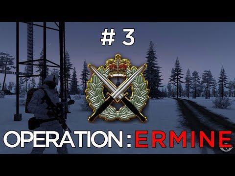 ARMA 3 | Episode 3: Operation: ERMINE | VOLCBAT MILSIM