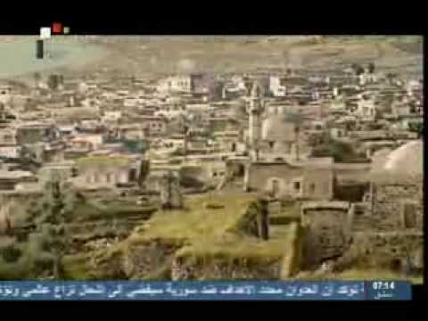 Patriotic song on Syria state TV