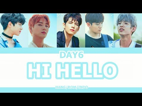 [INDO SUB] DAY6 - HI HELLO