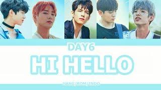 [INDO SUB] DAY6 - HI HELLO Mp3