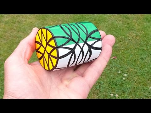 Tony Fisher's Bubbloid Barrel Puzzle (4x4x5)
