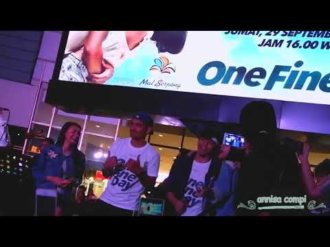 Vamos De Fiesta - Ost Film One Fine Day( Sumarecon Serpong 2017)