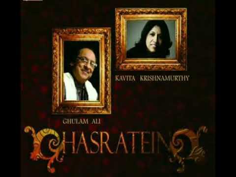Woh nahin mera magar : Ghulam Ali,Kavita Krishnamurthy