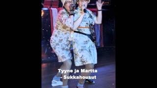 Tyyne ja Martta - Sukkahousut