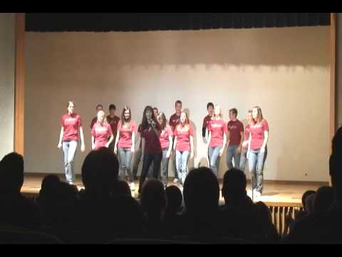 Mizzou Forte: Straight Up by Paula Abdul a cappella