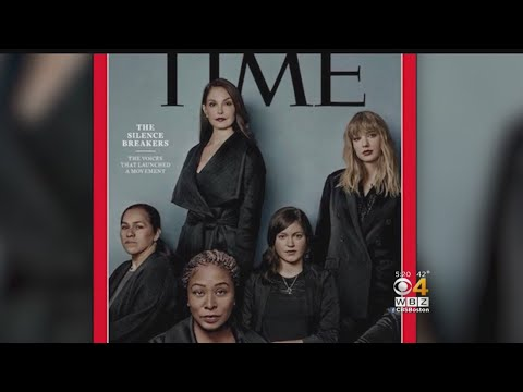 Download Youtube: Boston Women Back Time Magazine's Honor to Silence-Breakers