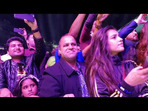 Salman Khan Superstar Dabbang Tour UK  Entry On Stage Live From O2 London Part 6/21