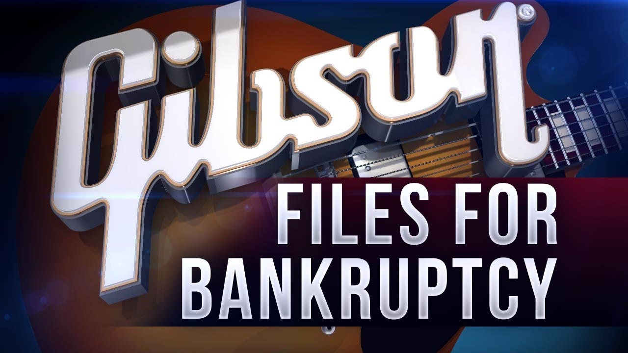 Gibson Files For Bankruptcy Finally What Happens Next Youtube Premium Wiring Kit R Les Paul Guitar Main Product