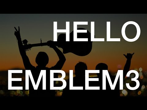 Adele  Hello Emblem3 Cover