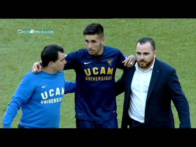 Resumen del partido Real Murcia VS UCAM Murcia (2ºParte)