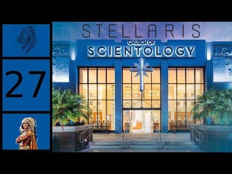 Stellaris - Church of Scientology #27 - Psionic Spy |