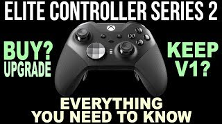 Elite Controller Series 2 vs 1 » Everything You Need to Kno...