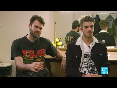 The Chainsmokers: Celeb Crushes & Final Meals, Drew and Alex take the Friendship Quiz