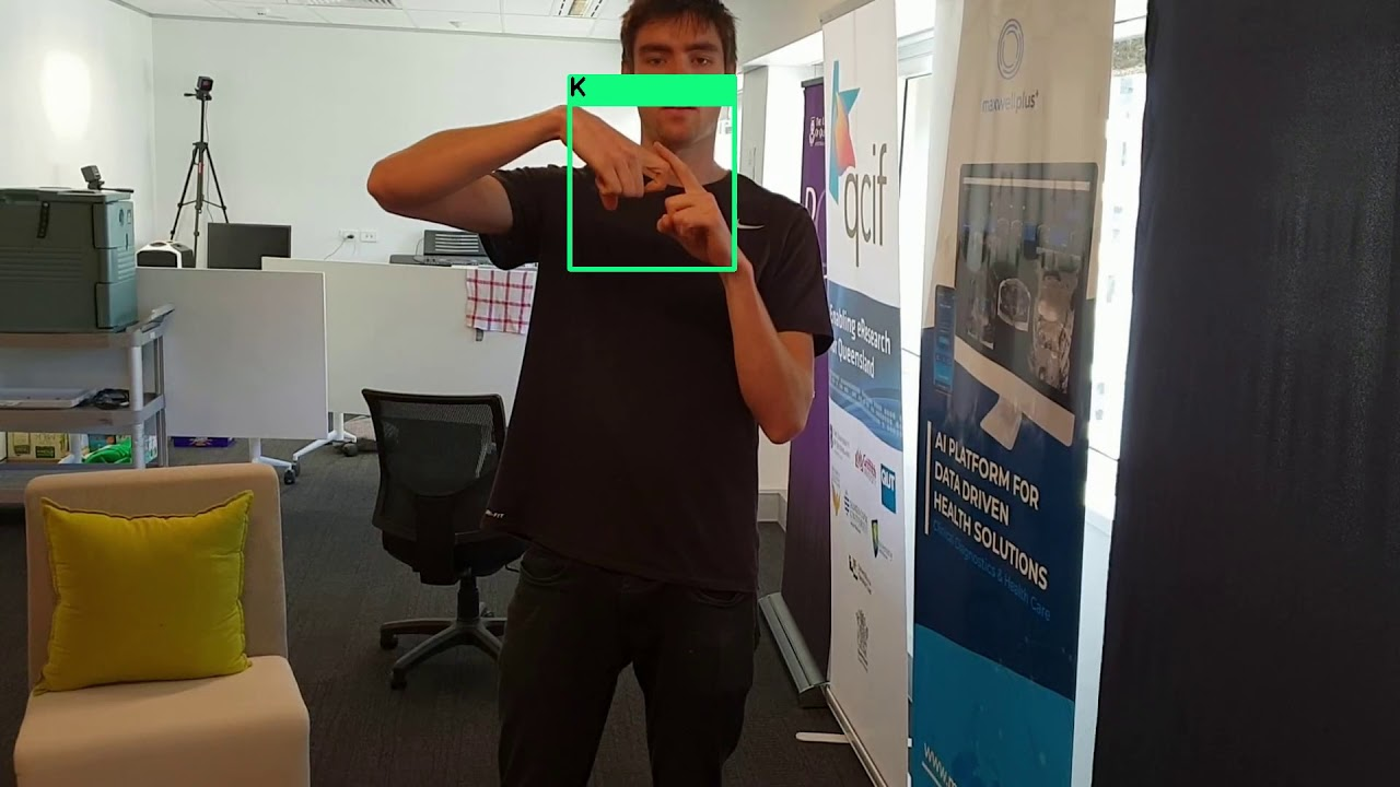 How we used AI to translate sign language in real time