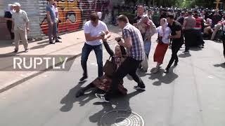 Moldova: Police arrest Christians for disrupting LGBTQ march in Chisinau