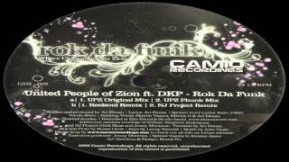 "United People Of Zion Feat DKP  -   ""Rok Da Funk""   (NJ Project Remix)"
