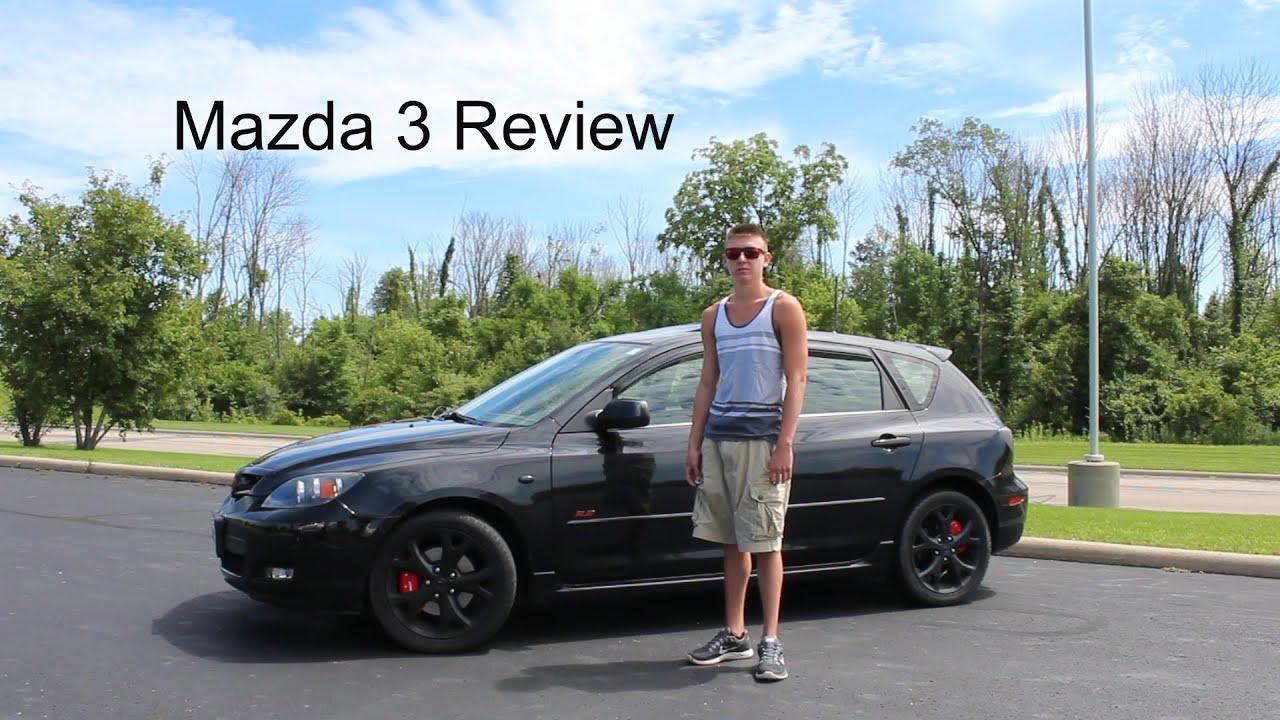 2008 Mazda 3 2.3 Review