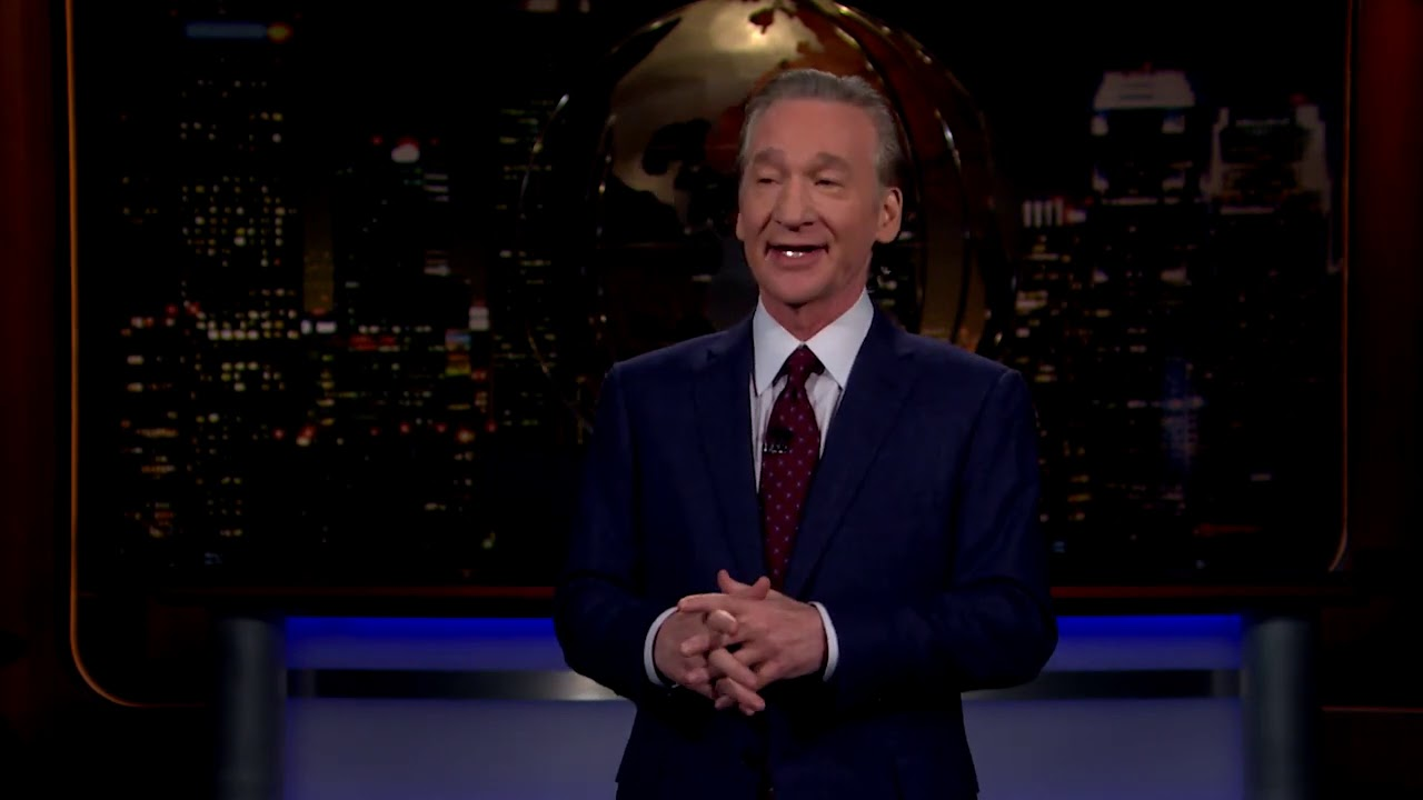 Monologue: From Russia With Yuck   Real Time with Bill Maher (HBO)