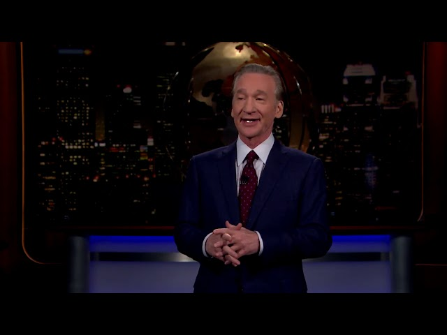 Monologue: From Russia With Yuck | Real Time with Bill Maher (HBO)