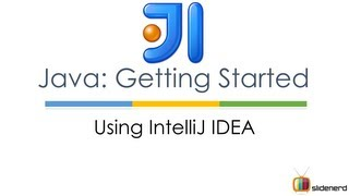 #7 Java Get Started: Hello World Jetbrains Intellij IDEA [HD 1080p]