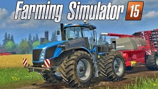 Farming Simulator 2015 (PS4) NEWS  - Gold Edition DLC, New Tractors, Tools and Euro Map