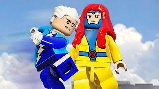 ЛЮДИ ИКС в LEGO Marvel's Avengers!