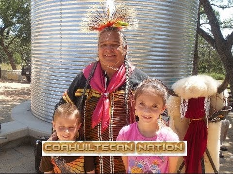 [Nerdy Kids] Family Vlog - Learning About The Coahuiltecan Nation